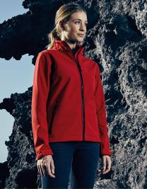 Women`s Softshell Jacket C+